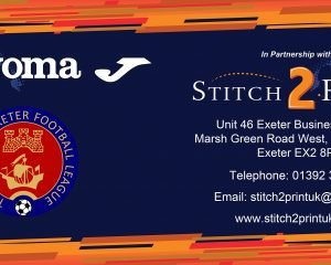 JOMA new sponsors in partnership with Stitch2Print